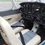 Stylish cockpit
