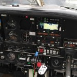 Fully upgraded IFR avionics with approach GPS and part glass panel in 2018